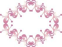 Decorative frame Stock Image