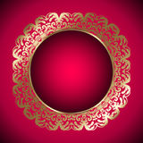 Decorative frame Royalty Free Stock Photo