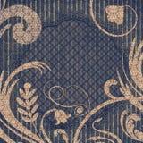 Decorative frame background Royalty Free Stock Images