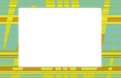 Decorative Frame or Border Royalty Free Stock Photo