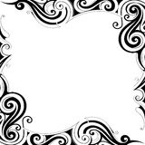 Decorative frame border Royalty Free Stock Photography
