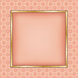 Decorative frame ornament Stock Photos
