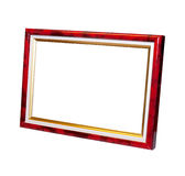 Decorative frame for a photo Royalty Free Stock Photos