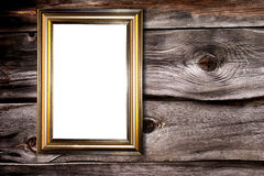 Decorative frame for a photo Stock Photo