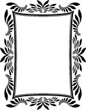 Decorative frame Stock Photos