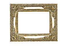 Decorative Frame/Silver/Gold Stock Image