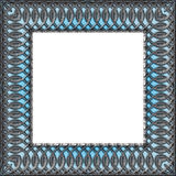 Decorative frame for text or photo Stock Photo