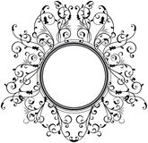 Decorative frame, vector Stock Images