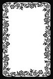 Decorative frame, vector Royalty Free Stock Image