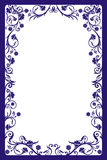 Decorative frame, vector Stock Photo