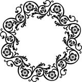 Decorative frame, vector Royalty Free Stock Photography