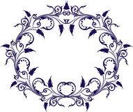 Decorative frame, vector Royalty Free Stock Photos