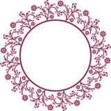 Decorative frame, vector Stock Photos