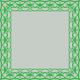 Decorative frame. Vector Royalty Free Stock Image