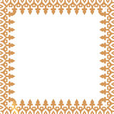 Decorative frame. Vector Stock Photos