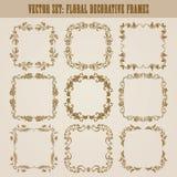 Decorative frame Royalty Free Stock Photography