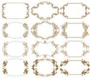 Decorative frame Stock Photo