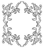 Decorative frame. Stock Image
