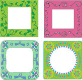 Decorative Frames Royalty Free Stock Photos
