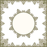 Decorative frames Royalty Free Stock Photography