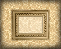 Decorative framework Stock Photos