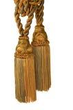 Decorative fringe Royalty Free Stock Photography