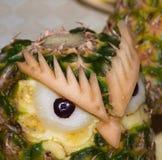 Decorative fruit Royalty Free Stock Image