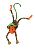 Decorative funny Monkey Stock Photos