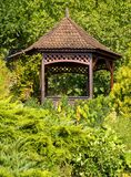 Decorative garden house Stock Image