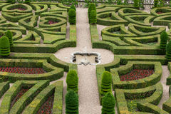 Decorative gardens Royalty Free Stock Images
