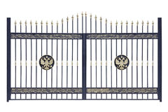 Decorative Gates. Stock Image