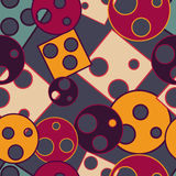 Decorative geometric pattern. Vector Stock Photos