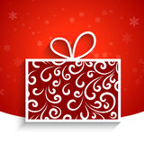 Decorative gift box Stock Photos
