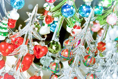 Decorative glass Royalty Free Stock Images