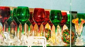 Decorative glass Stock Photo