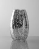 Decorative glass vase Royalty Free Stock Image