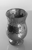 Decorative glass vase Stock Images