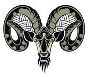 Decorative goat Royalty Free Stock Image