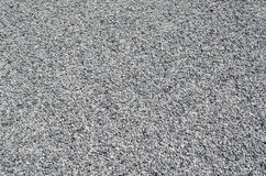 Decorative gravel. A beautiful garden trend for decorative way and Beetgestaltung Royalty Free Stock Images