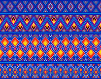 Decorative Greenland linen patterns Royalty Free Stock Photography