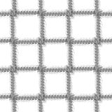 Decorative Grey Frame Seamless Pattern Royalty Free Stock Images