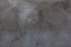 Decorative grey plaster wall texture Stock Image