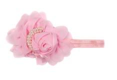 Decorative hair flower Stock Photography