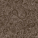 Decorative hand drawn doodle nature ornamental Stock Photo
