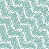 Decorative hand drawn seamless pattern. Royalty Free Stock Photos