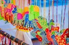 Decorative handicraft on sale Stock Photo