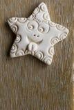 Decorative Handmade Clay Pottery: Star Shape Stock Photos