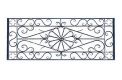 Decorative handrails, fences. Royalty Free Stock Photo
