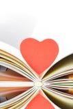 Decorative heart Stock Image