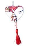 Decorative Heart Bead Stock Photography